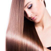 Duỗi tóc thẳng tự nhiên