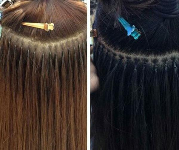 Công nghệ nối tóc bằng FiberGlass