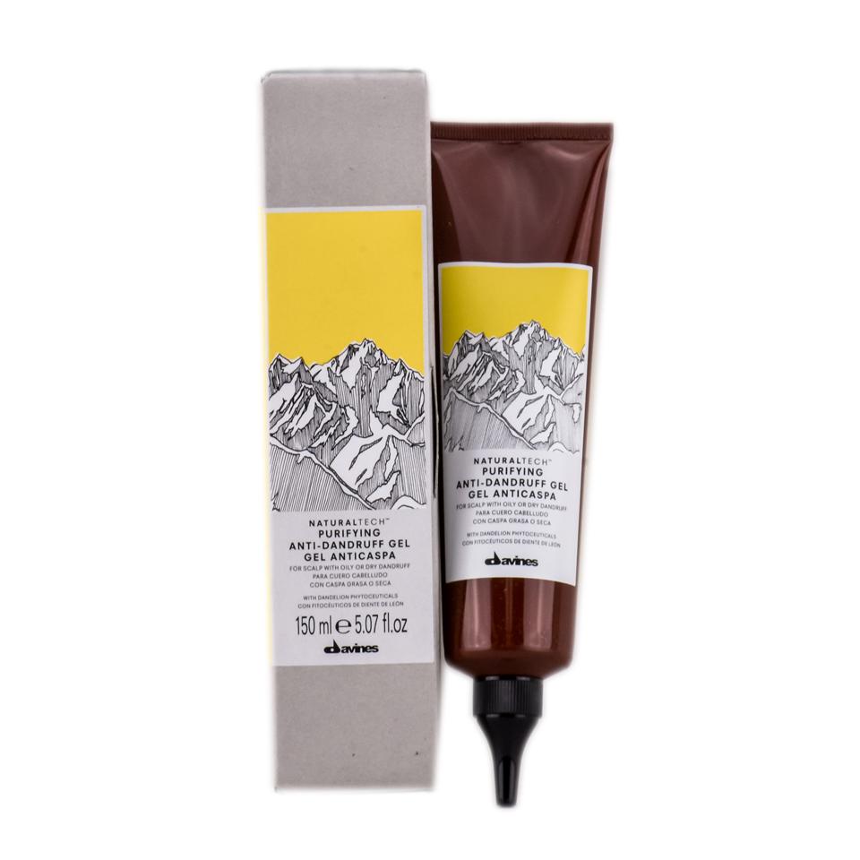 Purifying Gel Davines dành cho da đầu bị gàu khô hay ướt 150ml