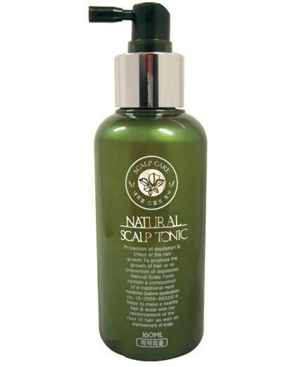 Xịt dưỡng kích thích mọc tóc Hasuo Natural Scalp Tonic