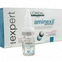 Aminexil Control chống rụng 7 kích thích mọc tóc 6ml x 10